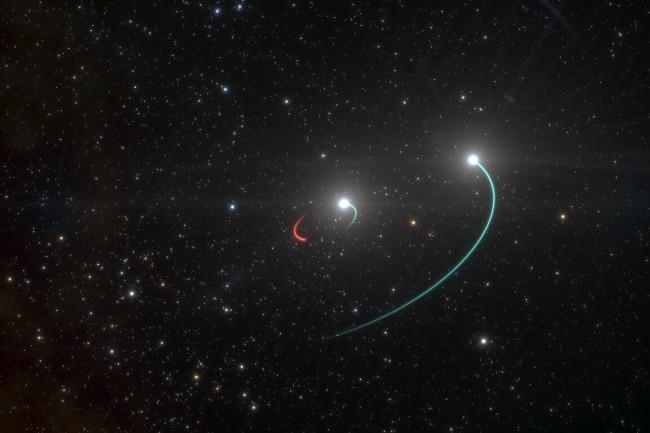 Closest Black Hole HR 6819