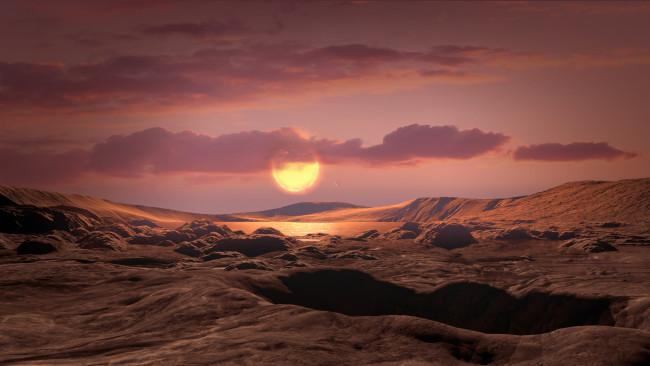 Kepler-1469c Surface