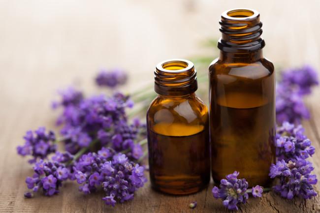 Lavender Essential Oil - Shutterstock