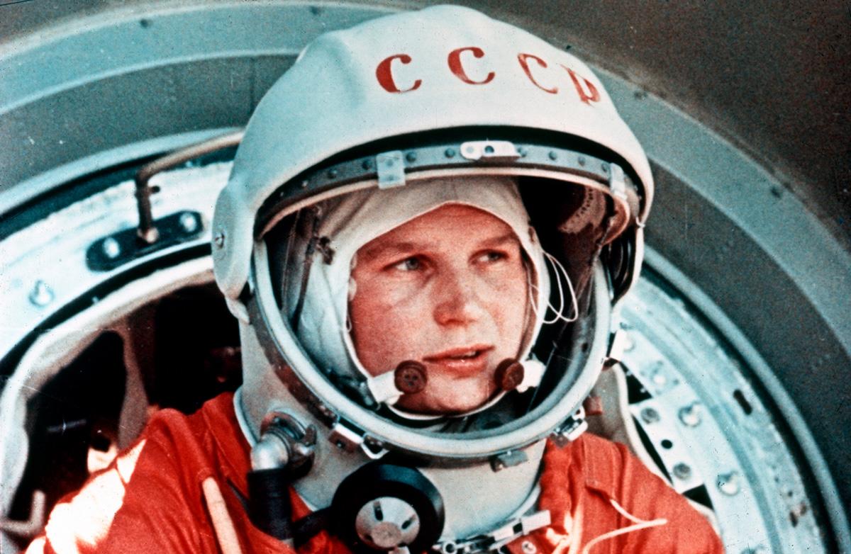 Valentina Tereshkova - Getty