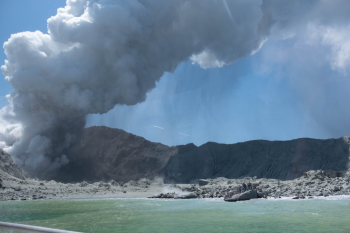 Deaths at New Zealand's White Island Show the Dangers of Volcano Tourism