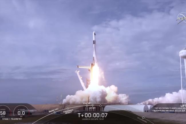 spx launch