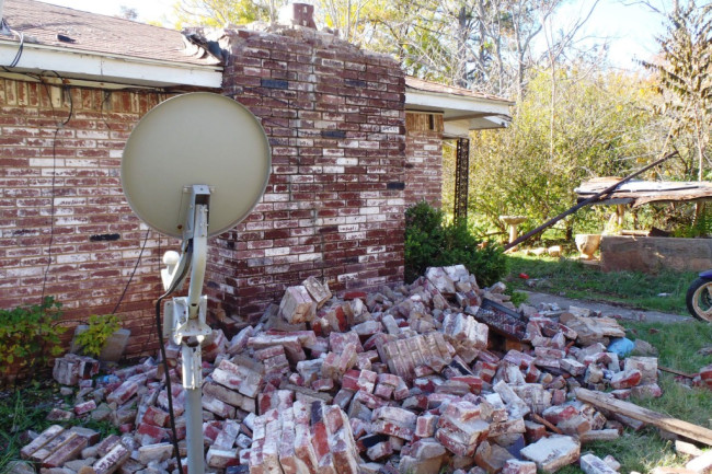 2011 Oklahoma Earthquake - USGS