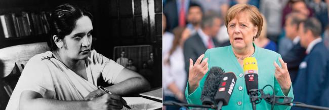 Merkel-Bandaranaike