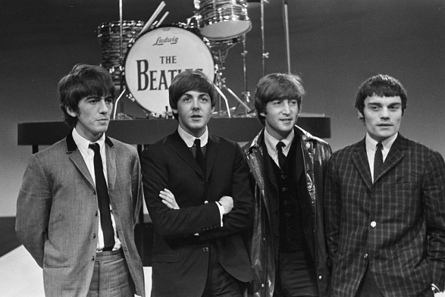 A new statistical method could help solve which Beatles wrote which songs. (Credit: Nationaal Archief/Wikipedia Commons)