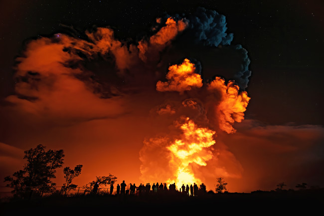 Kīlauea Eruption