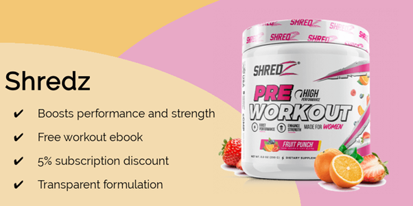 Pre-Workout Supplements 4