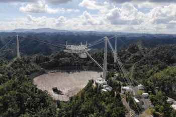 Famed Arecibo Radio Telescope to be Decommissioned After Cable Failures