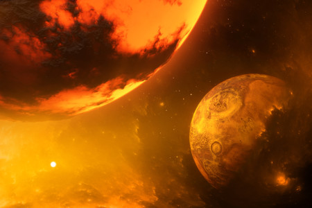There Might Be Remnants of an Ancient Planet Buried Inside Earth? Yup