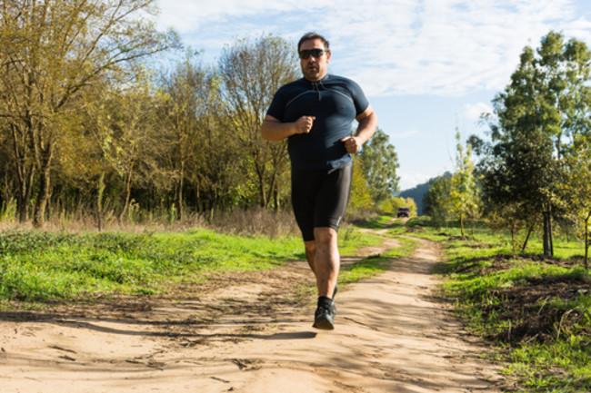 Jogger Runner - Shutterstock