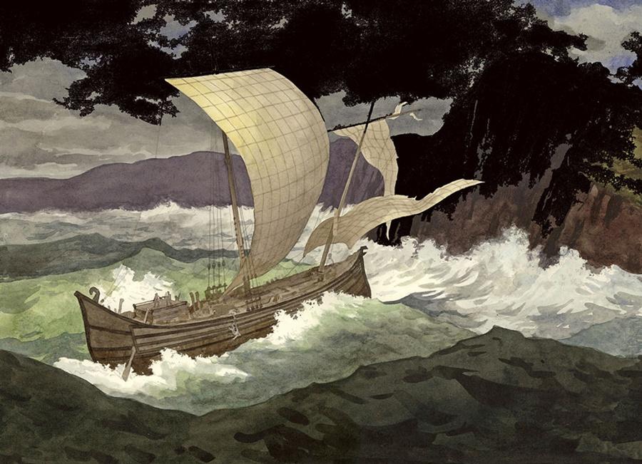 Antikythera boat - McKendry