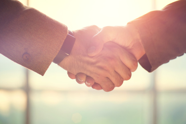 The High Stakes of Handshakes | Discover Magazine