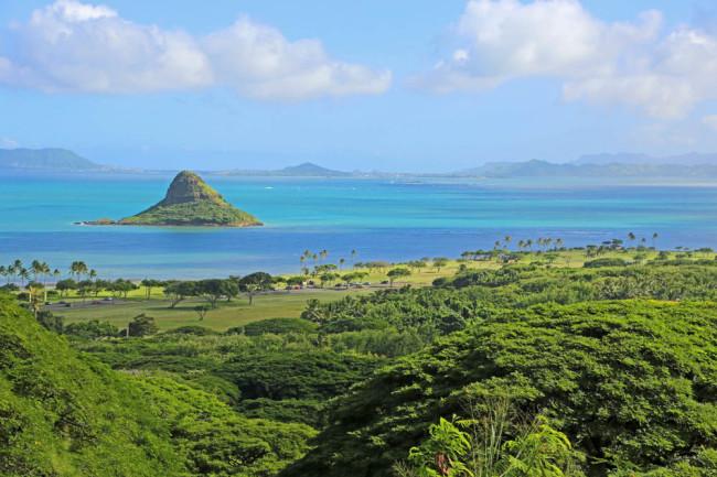 Hawaii Kaneohe Bay - Shutterstock