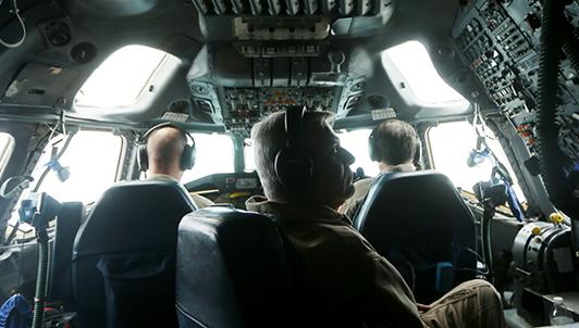 NASA IceBridge crew - Getty