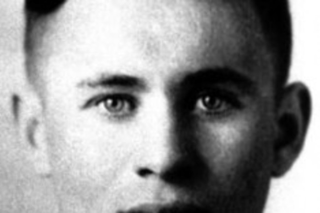 Valentin Bondarenko, the burned man doctors thought was a killed cosmonaut. via Astronautix.