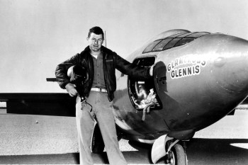 Chuck Yeager, First Pilot to Break the Sound Barrier, Dies at 97