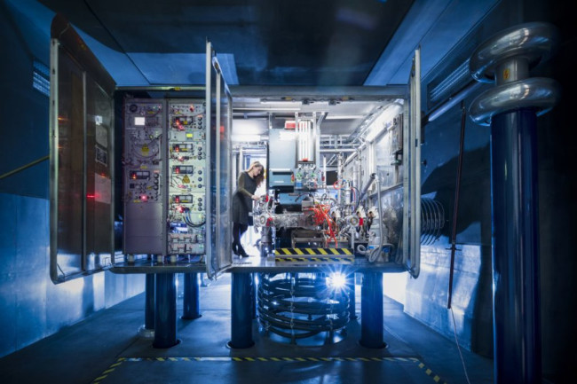 Particle Accelerator - GSI GmbH