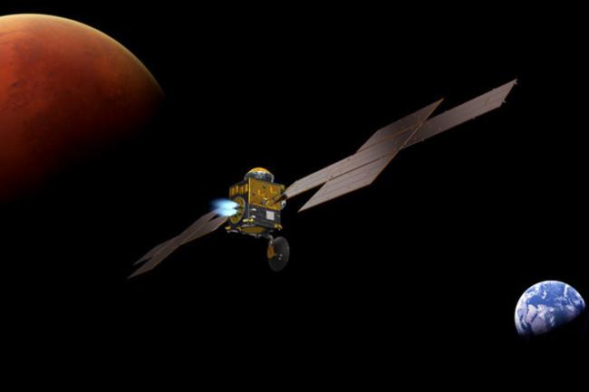 Mars Sample Return Earth Return Orbiter - ESA