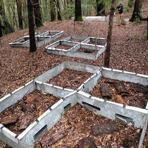 Salamander Enclosure - Best & Welsh 2014 Ecosphere