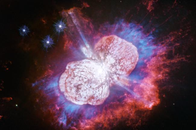 Eta Carinae Exploding - NASA