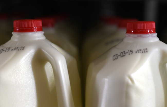 Milk Expiration Dates - Shutterstock