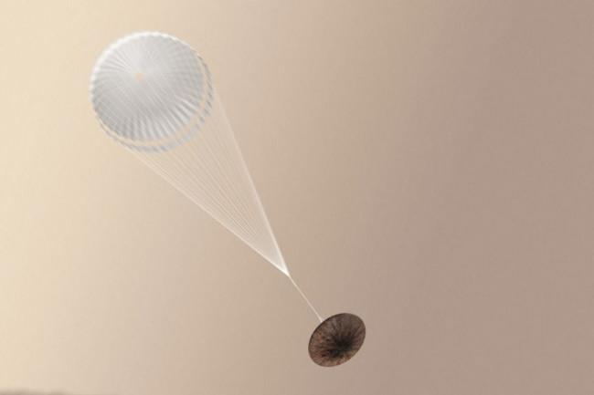 Schiaparelli Parachute - ESA