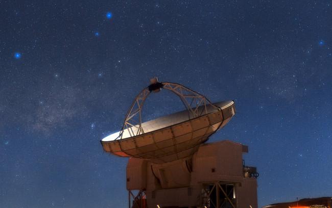 APEX-Telescope