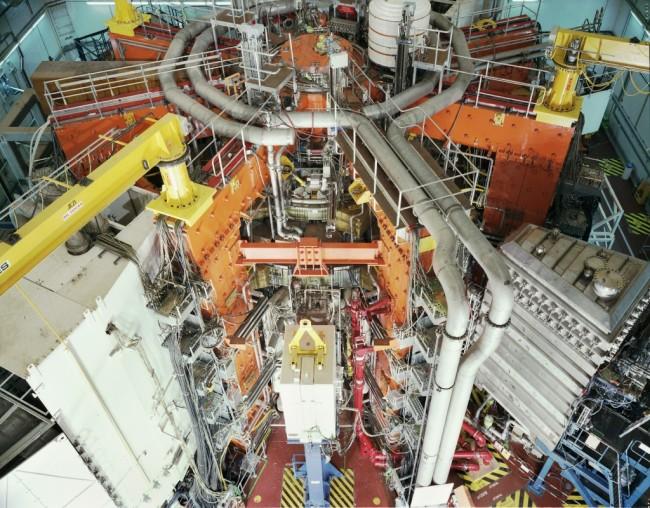 JET Reactor - EUROfusion