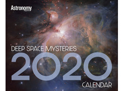 2020 Deep Space Mysteries Calendar