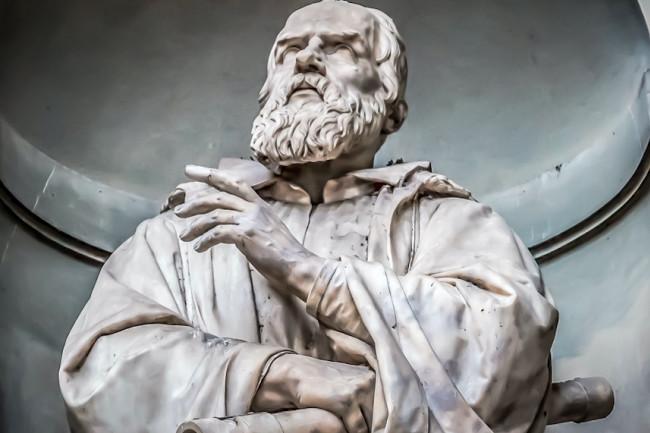 scientist -  Galileo Galilei - shutterstock