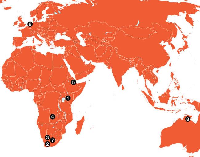 key-sites-map