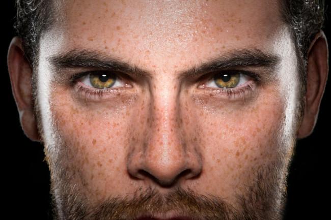 Man-Eyes