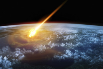 Meteorite Impact 2 Billion Years Ago May Have Ended an Ice Age