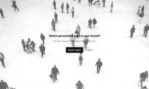 Brand Personality Quiz Template