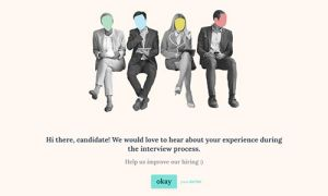 Candidate Experience Survey Template