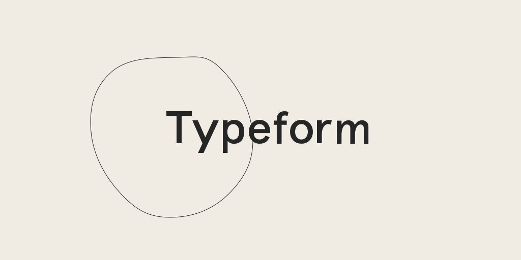 The future of forms is here | Typeform