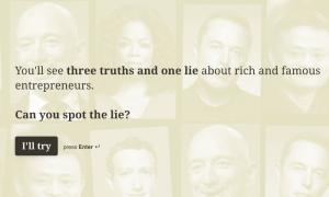 Billionaire Quiz Template