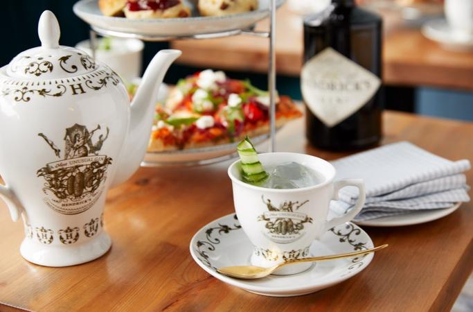 Bella Italia Afternoon Tea