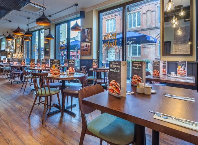 Bella Italia   Bella Italia Italian restaurants in Brighton