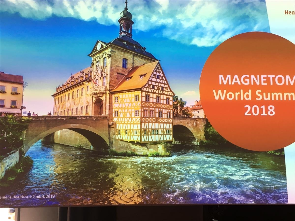 10th Magnetom World Summit 1