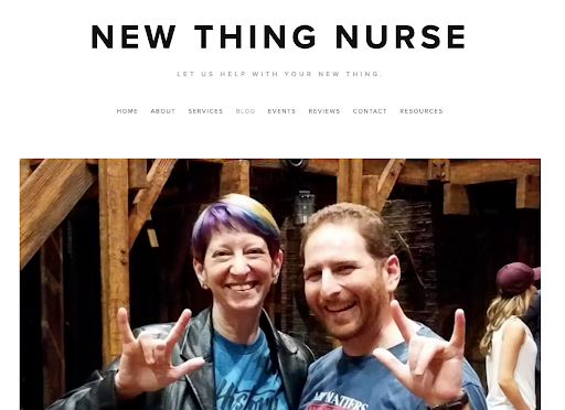 New Thing Nurse screenshot