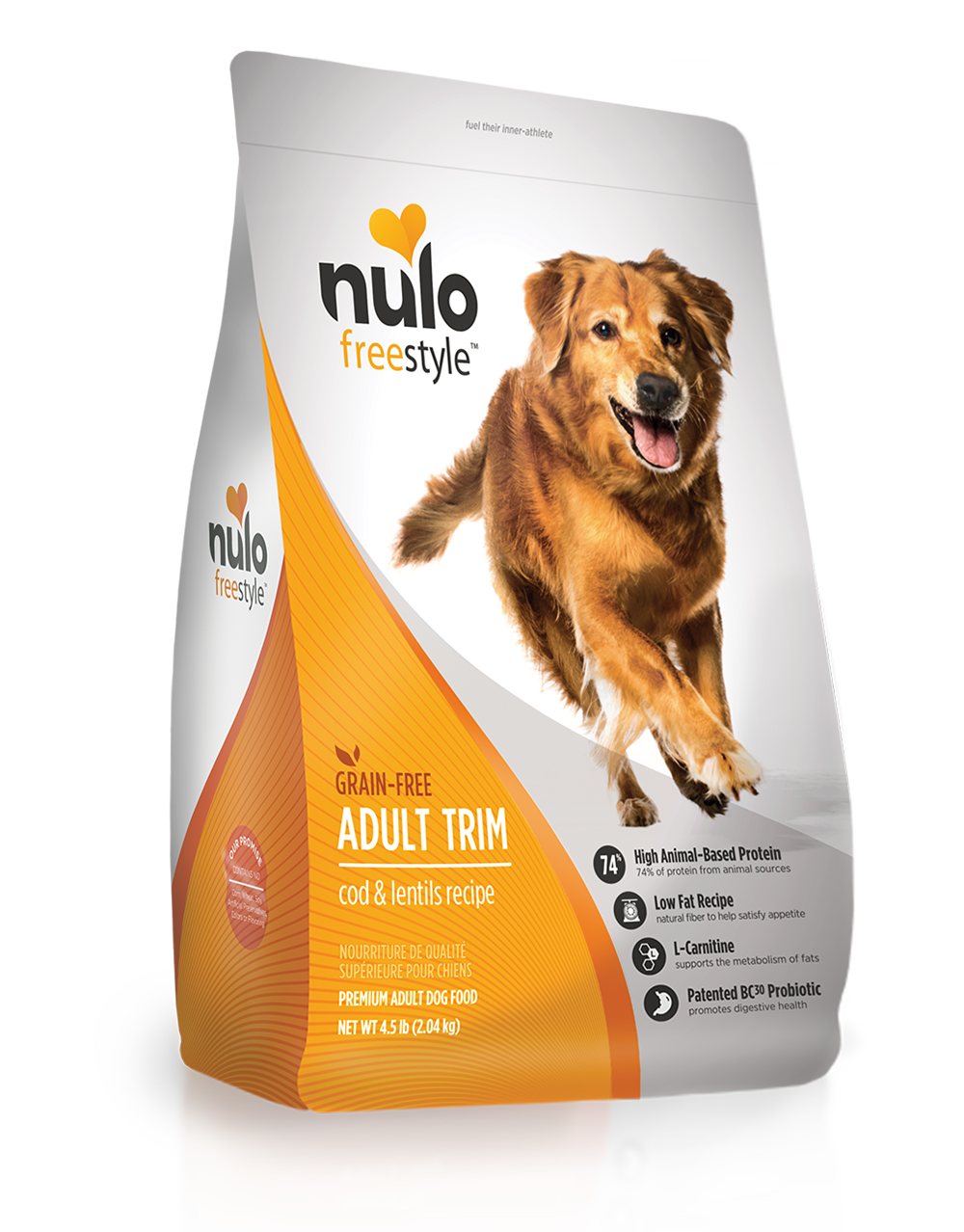 Nulo freestyle dog trim