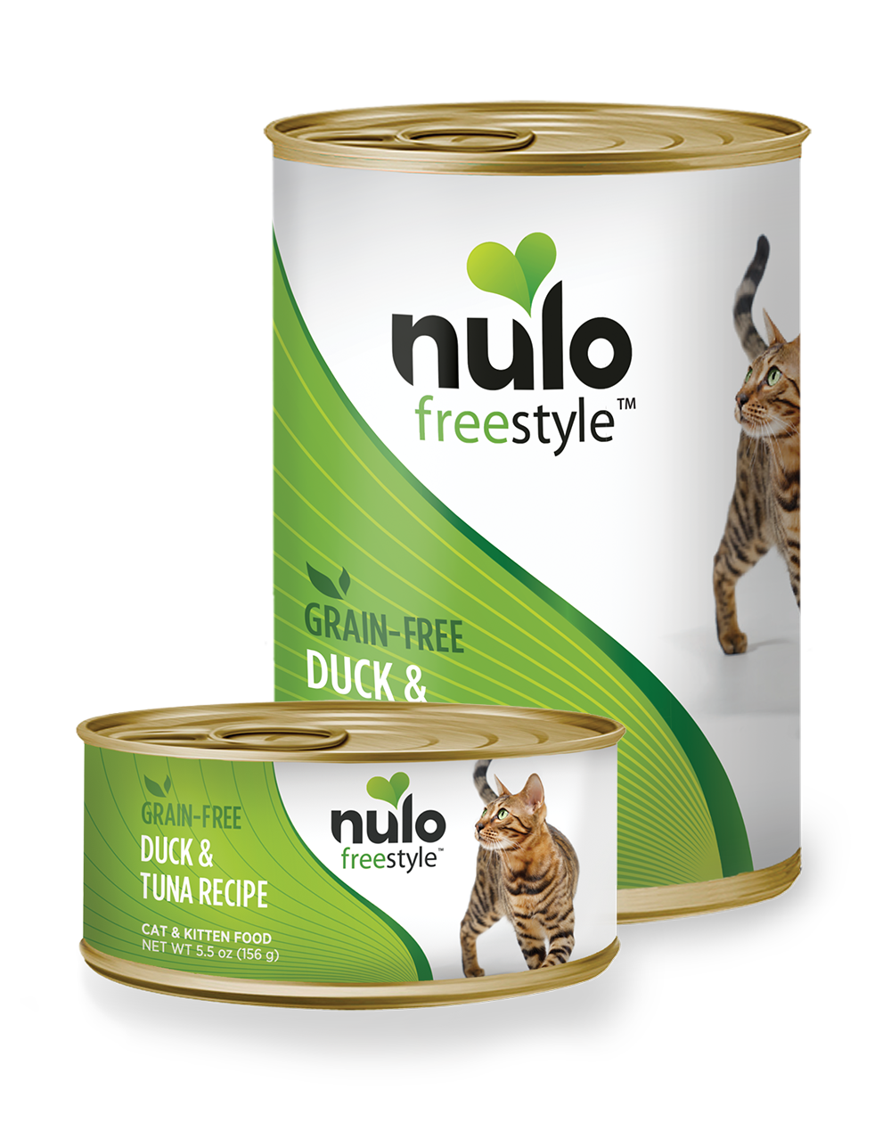 Nulo freestyle cat duck can