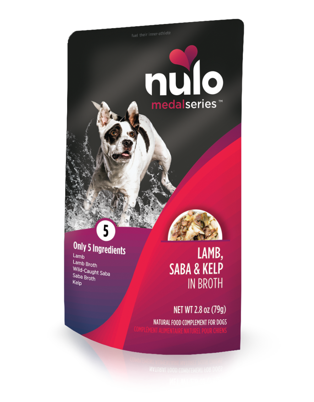 Nulo Small Dog Food