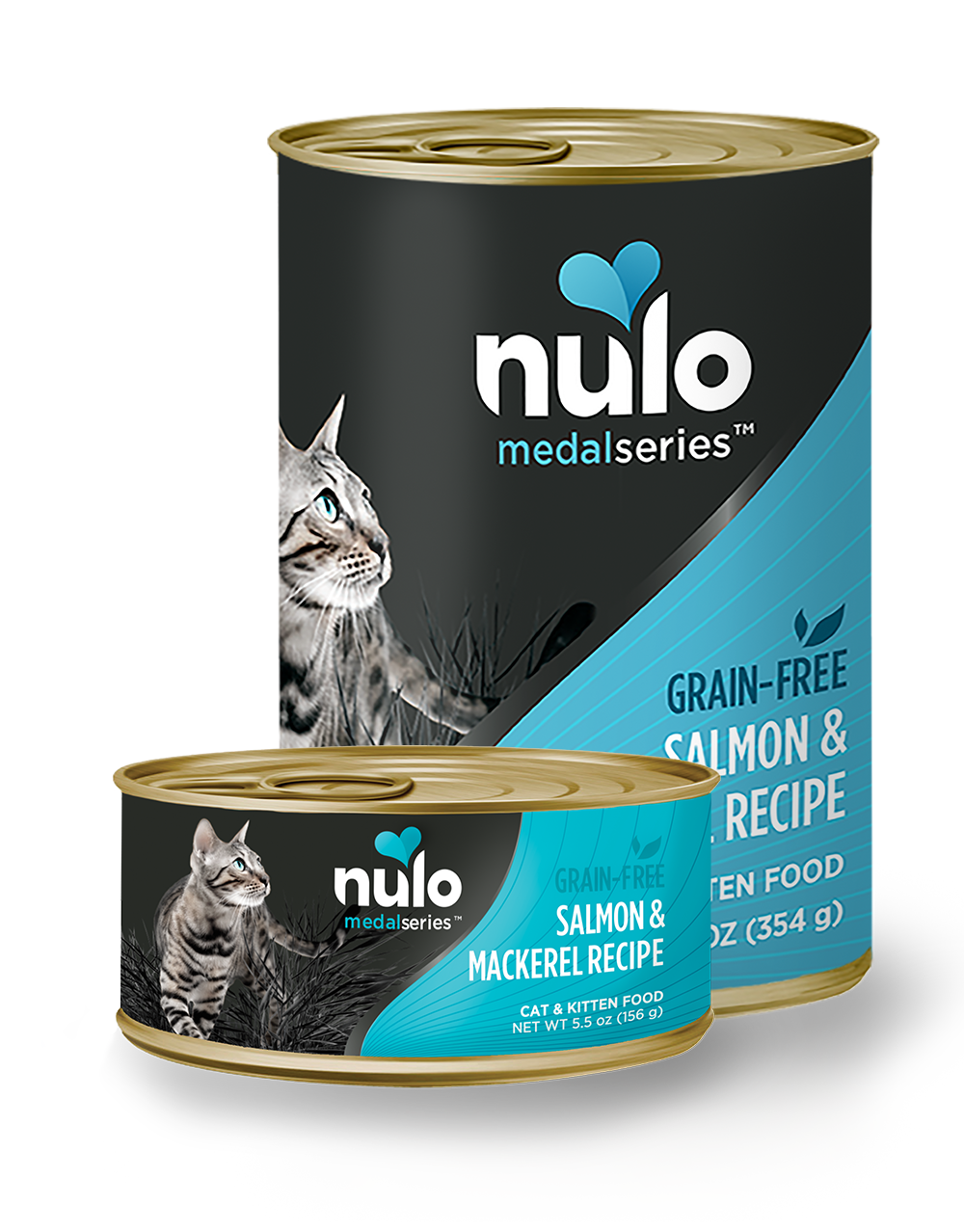 Nulo medalseries cat salmon can