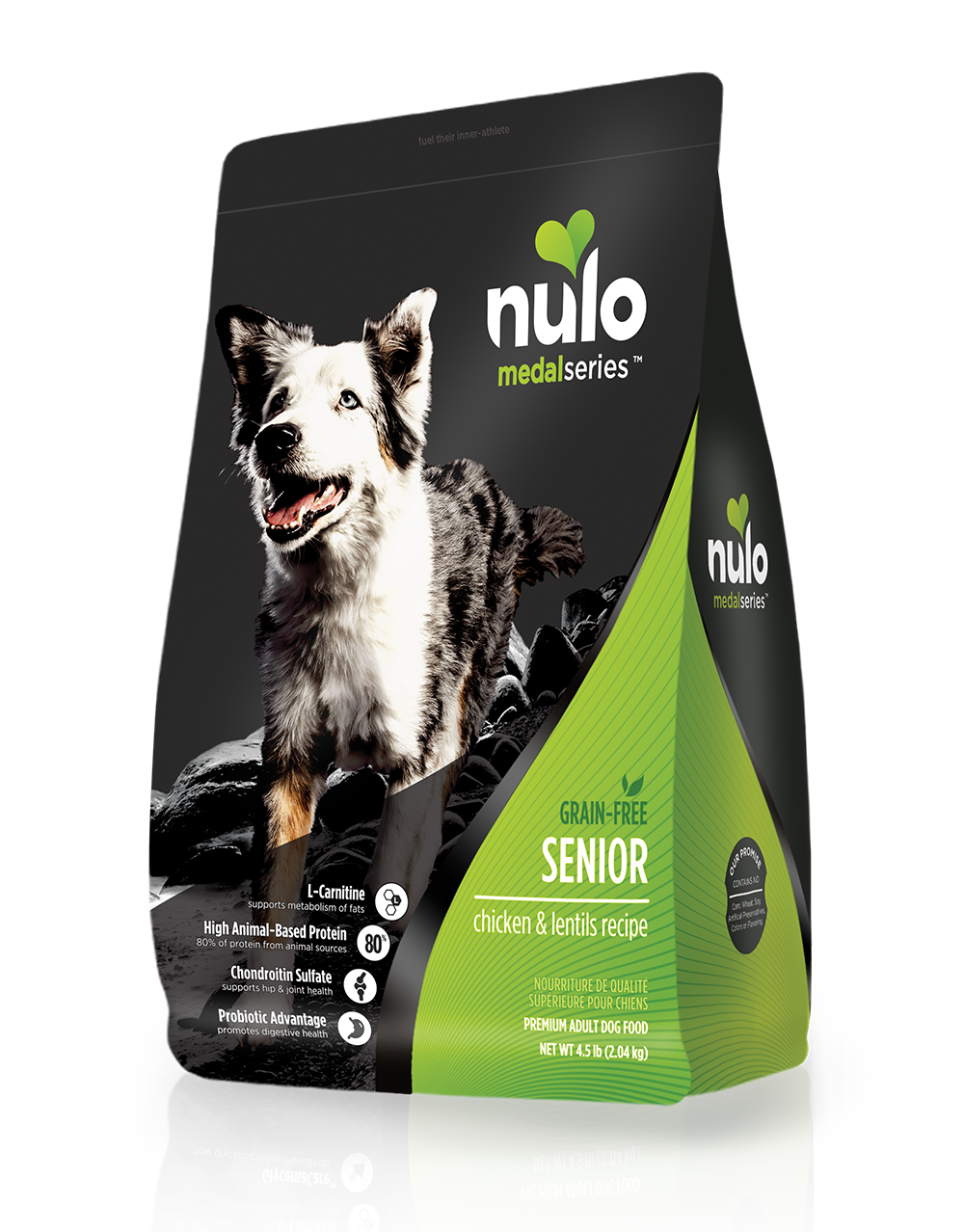 Nulo medalseries dog senior 4.5lb