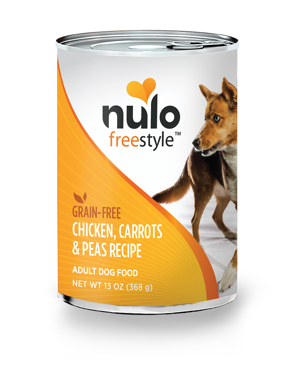Nulo freestyle dog chicken can