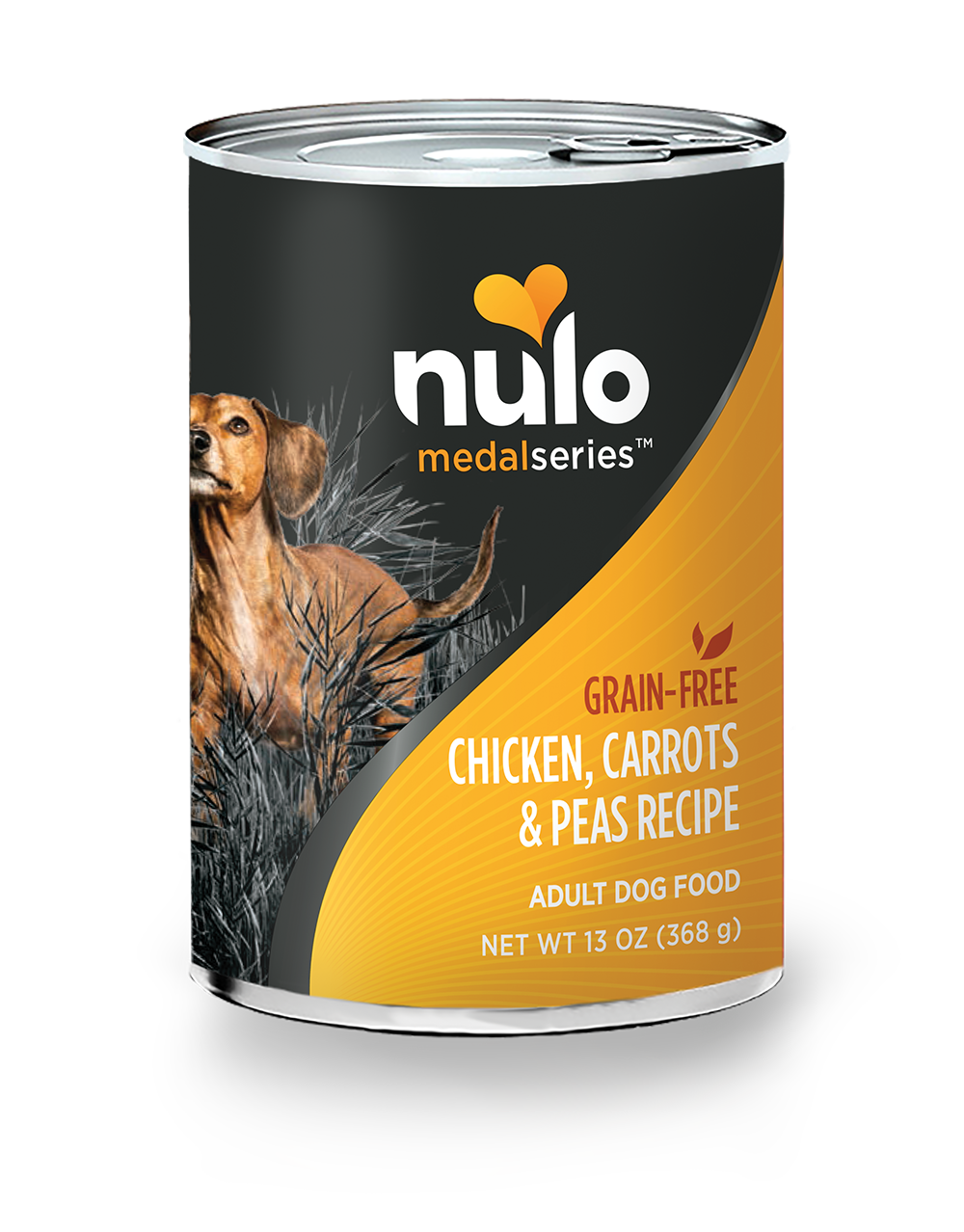 Nulo medalseries dog chicken can