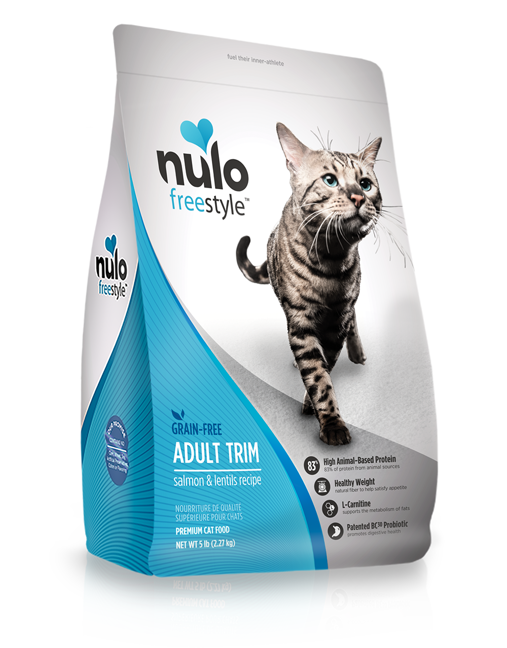 Nulo freestyle cat trim