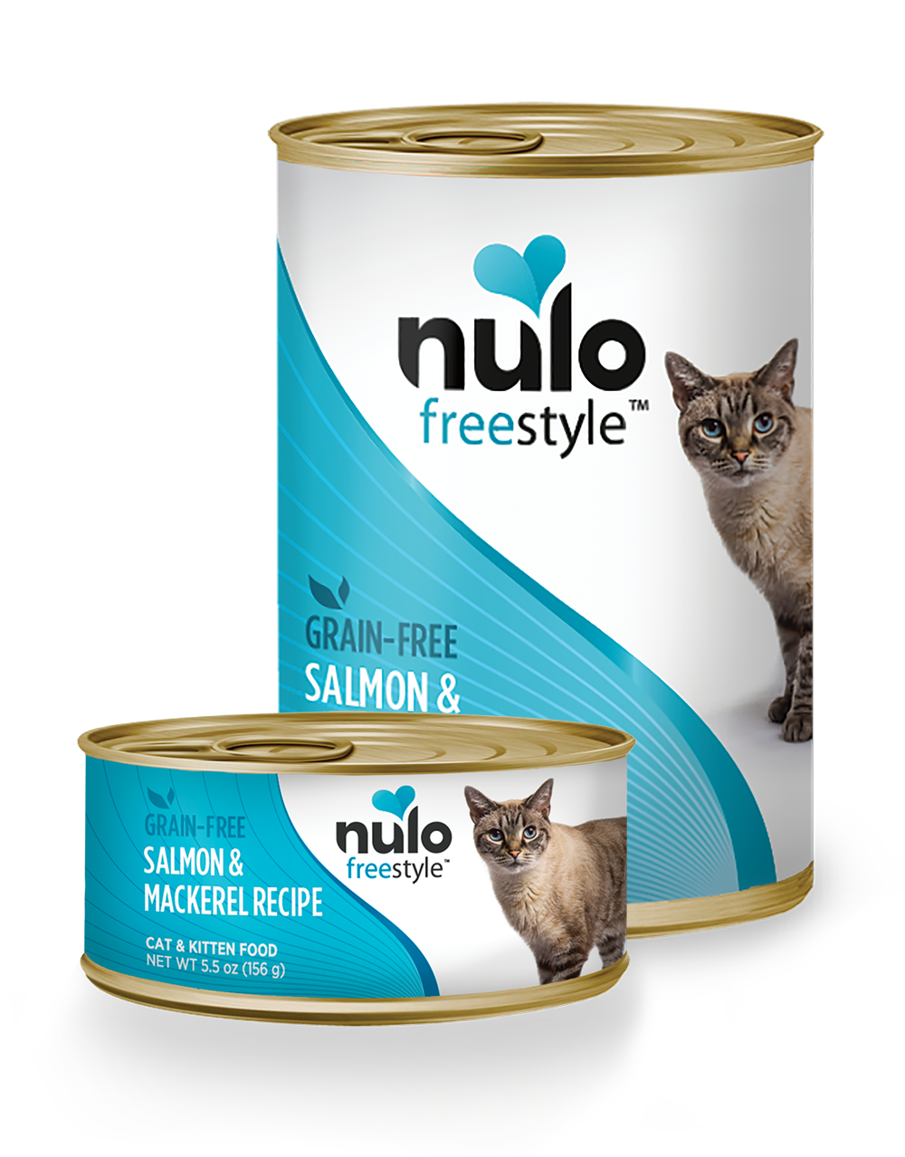 Nulo freestyle cat salmon can